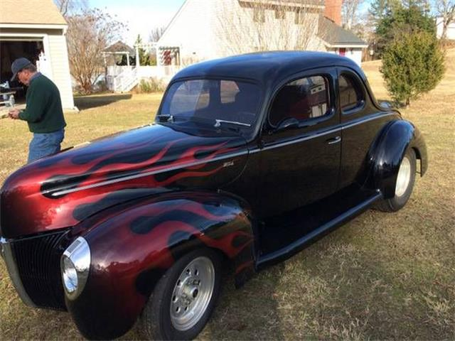 1940 Ford Coupe (CC-1118812) for sale in Cadillac, Michigan