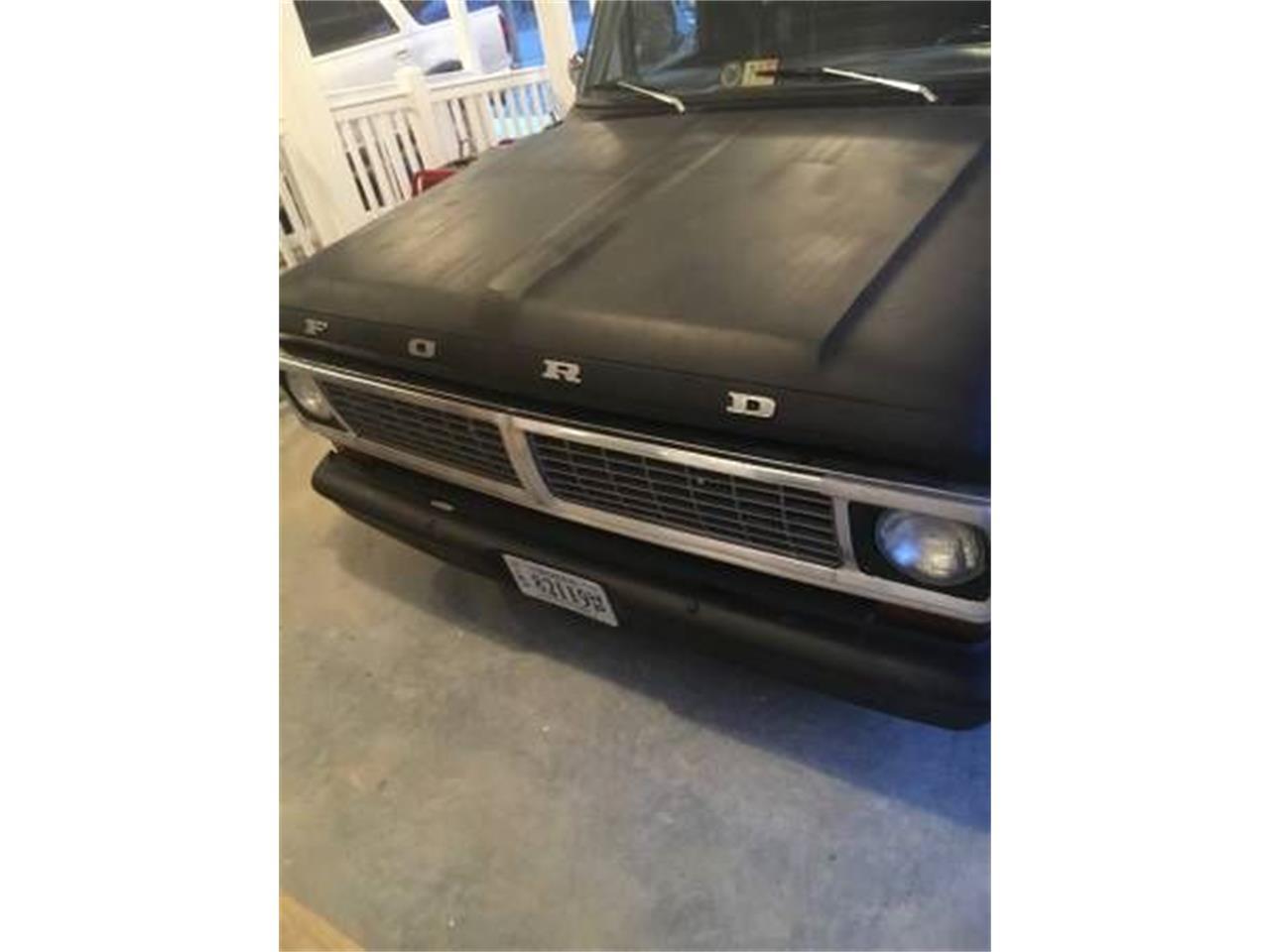 1970 Ford F100 (CC-1118819) for sale in Cadillac, Michigan