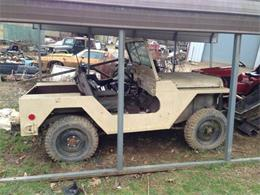 1959 Willys Jeep (CC-1118825) for sale in Cadillac, Michigan