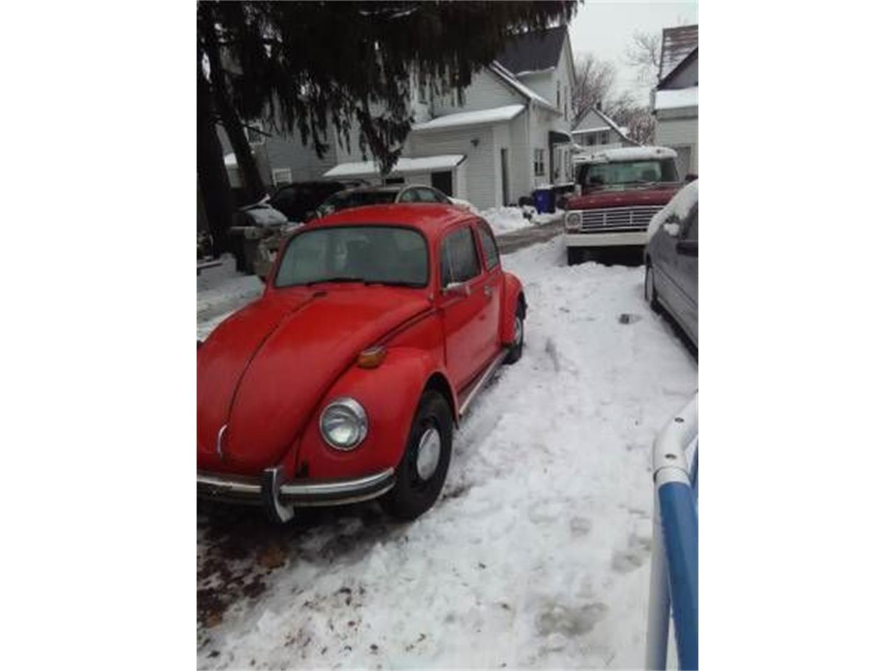 1970 Volkswagen Beetle (CC-1118854) for sale in Cadillac, Michigan