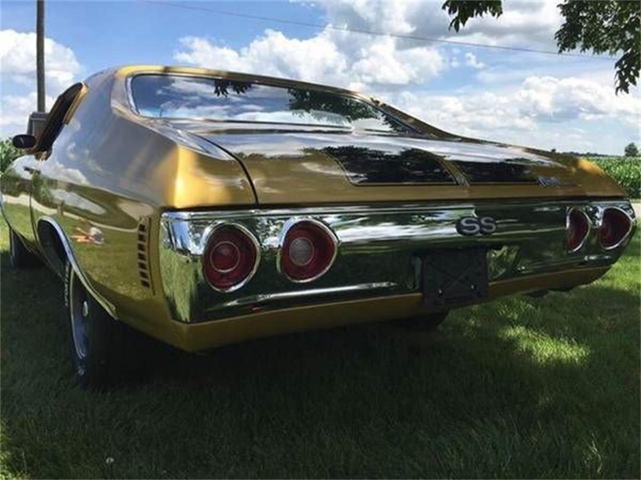 1971 Chevrolet Chevelle (CC-1118856) for sale in Cadillac, Michigan