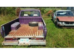 1979 Datsun Pickup (CC-1118859) for sale in Cadillac, Michigan