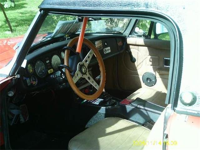 1979 MG MGB (CC-1118864) for sale in Cadillac, Michigan