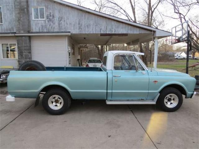 1967 Chevrolet C10 (CC-1118866) for sale in Cadillac, Michigan