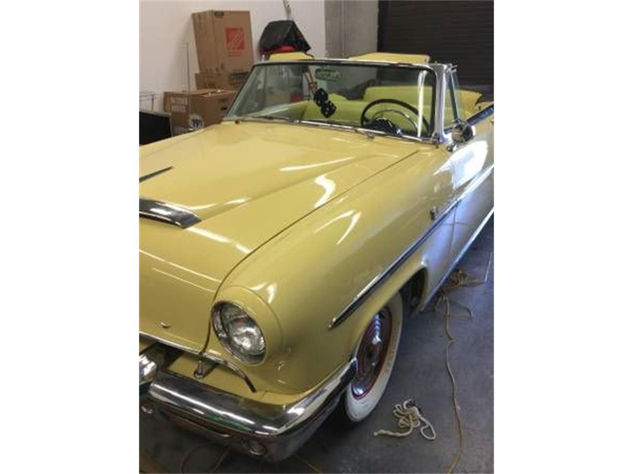 1953 Mercury Convertible (CC-1118876) for sale in Cadillac, Michigan