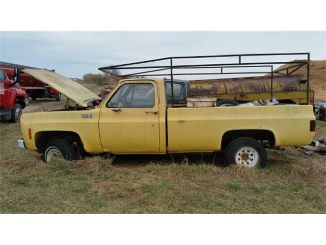1979 Chevrolet K-10 (CC-1118882) for sale in Cadillac, Michigan