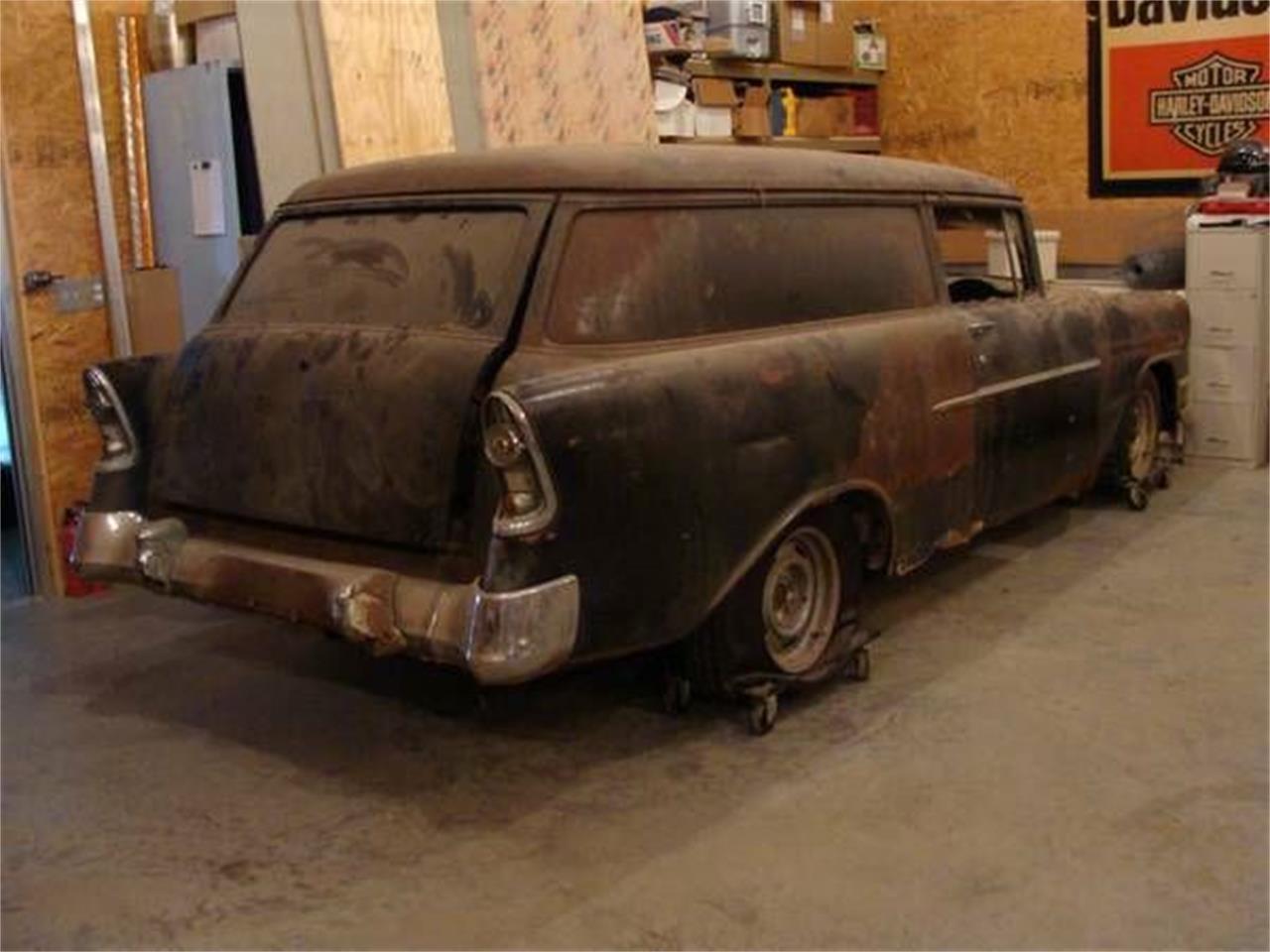 1956 Chevrolet Sedan Delivery (CC-1118902) for sale in Cadillac, Michigan