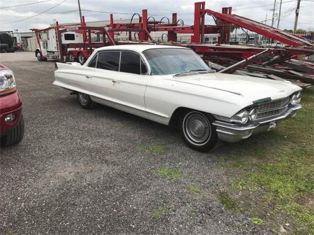 1962 Cadillac Sedan DeVille