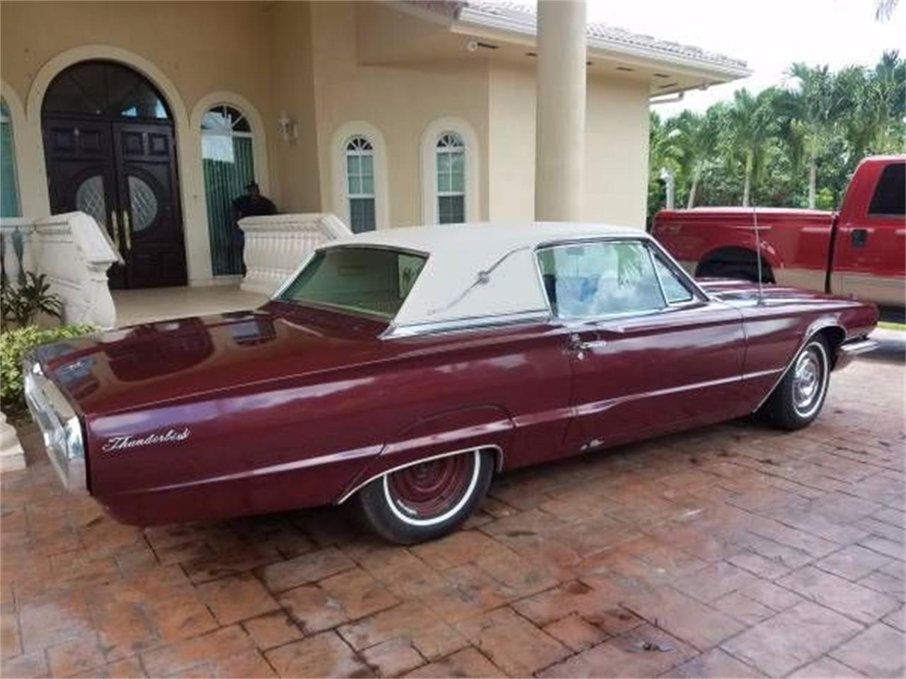 1966 Ford Thunderbird (CC-1118928) for sale in Cadillac, Michigan