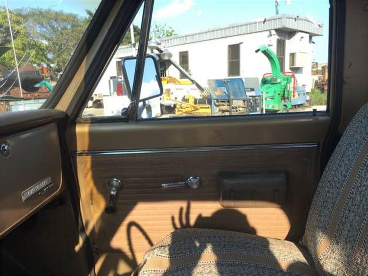 1969 Chevrolet C10 (CC-1118948) for sale in Cadillac, Michigan
