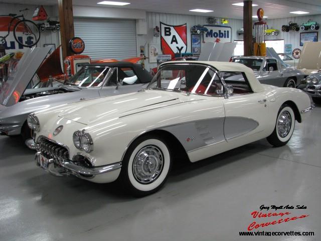 1959 Chevrolet Corvette (CC-1110895) for sale in Summerville , Georgia