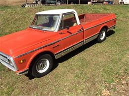 1970 Chevrolet C10 (CC-1118951) for sale in Cadillac, Michigan