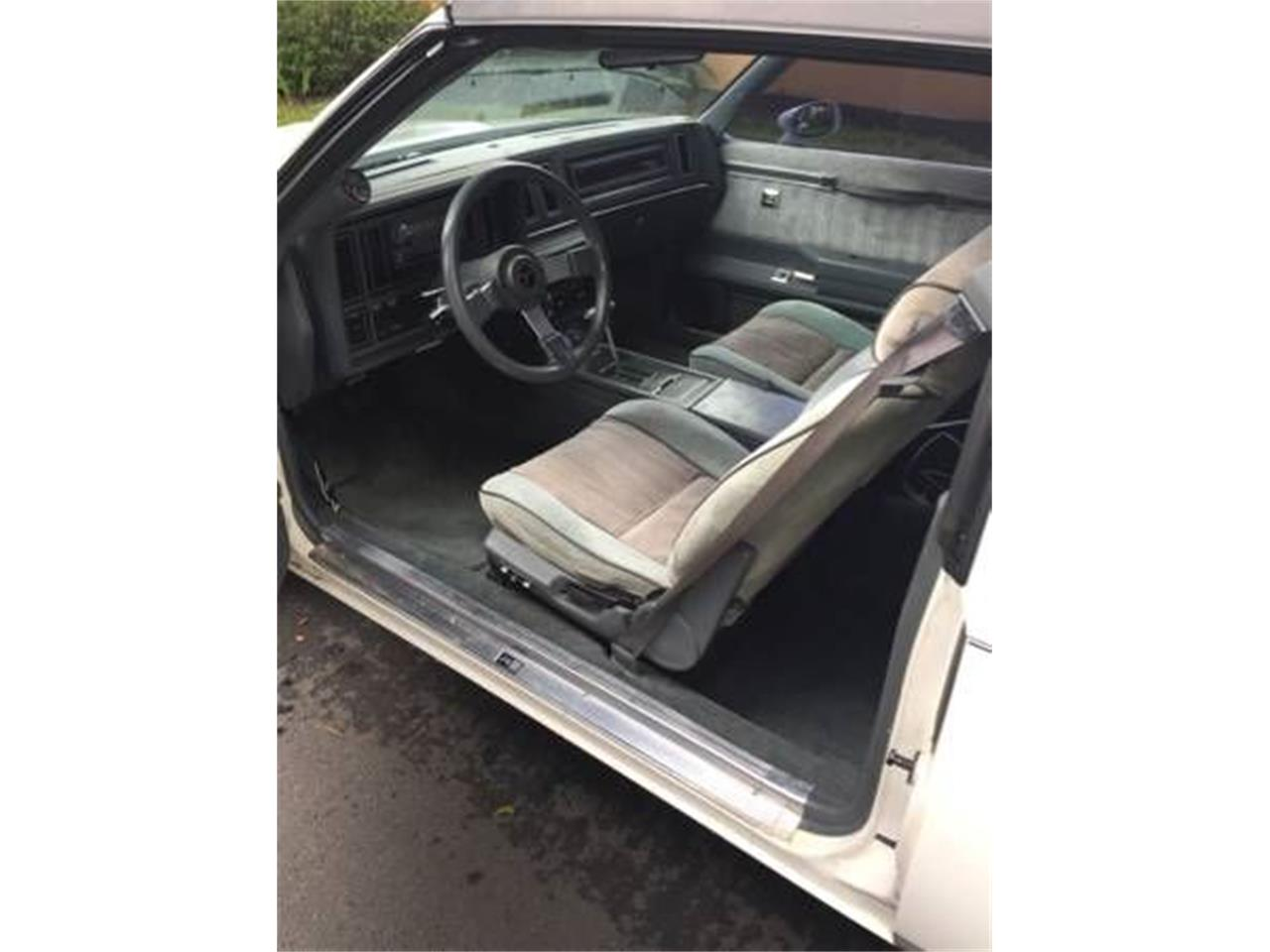 1987 Buick T-Type (CC-1118954) for sale in Cadillac, Michigan