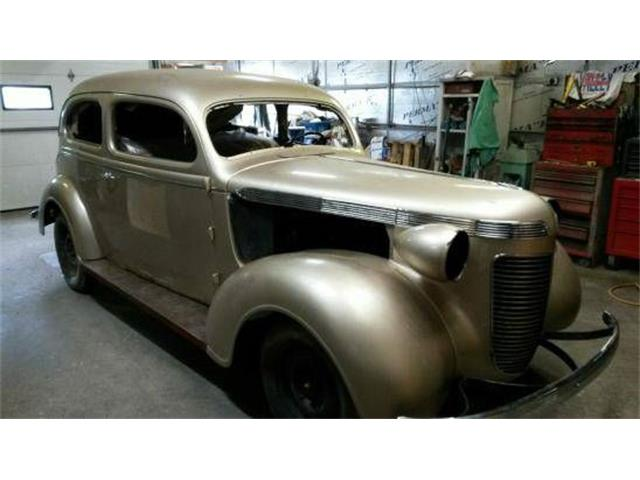 1937 Chrysler Royal (CC-1118956) for sale in Cadillac, Michigan