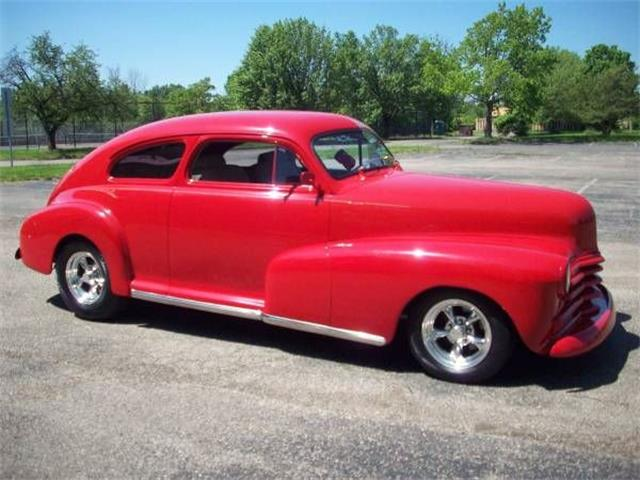 1947 Chevrolet Fleetline