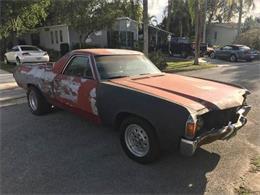 1972 Chevrolet El Camino (CC-1118971) for sale in Cadillac, Michigan