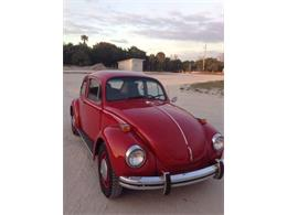 1972 Volkswagen Super Beetle (CC-1118974) for sale in Cadillac, Michigan