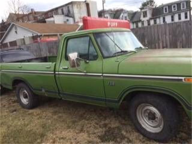 1973 Ford F250 (CC-1118976) for sale in Cadillac, Michigan