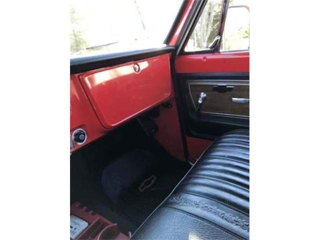 1972 Chevrolet C10 (CC-1118977) for sale in Cadillac, Michigan