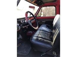 1972 Chevrolet C10 (CC-1118977) for sale in Cadillac, Michigan