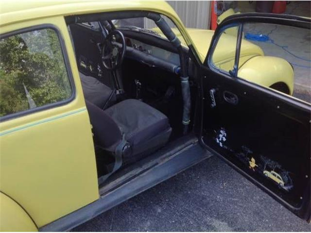 1971 Volkswagen Super Beetle (CC-1118984) for sale in Cadillac, Michigan