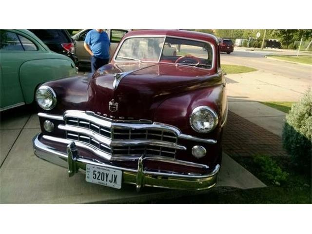 1949 Dodge Sedan (CC-1118996) for sale in Cadillac, Michigan