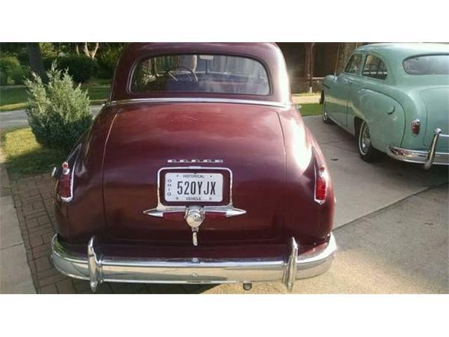 1949 Dodge Sedan (CC-1118996) for sale in Cadillac, Michigan
