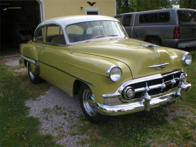 1953 Chevrolet Bel Air (CC-1118997) for sale in Cadillac, Michigan