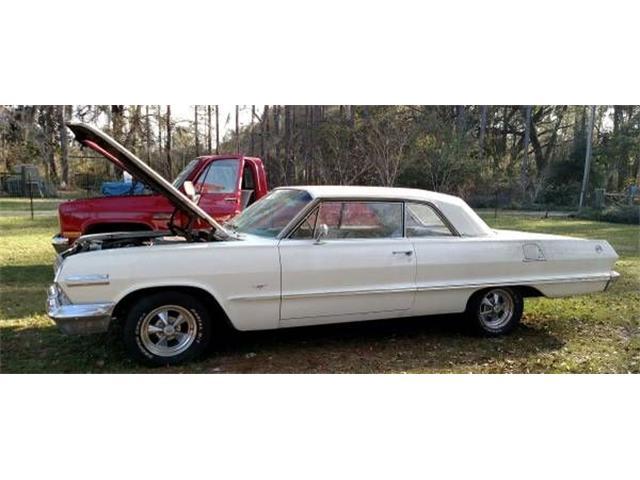 1963 Chevrolet Impala (CC-1118998) for sale in Cadillac, Michigan