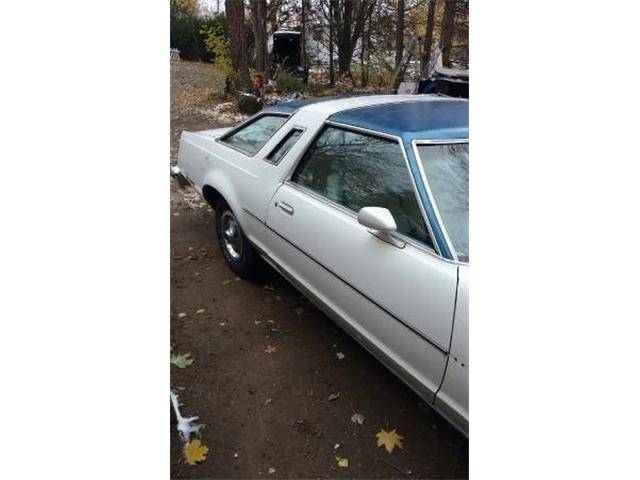 1977 Ford Thunderbird (CC-1119004) for sale in Cadillac, Michigan