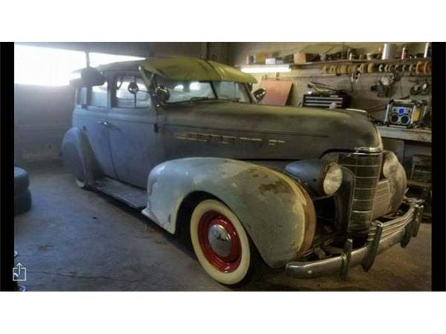 1939 Oldsmobile Sedan