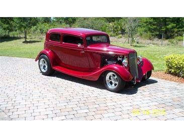 1933 Ford Victoria (CC-1119010) for sale in Cadillac, Michigan