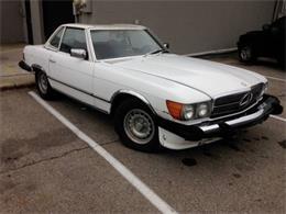 1978 Mercedes-Benz 450SL (CC-1119018) for sale in Cadillac, Michigan
