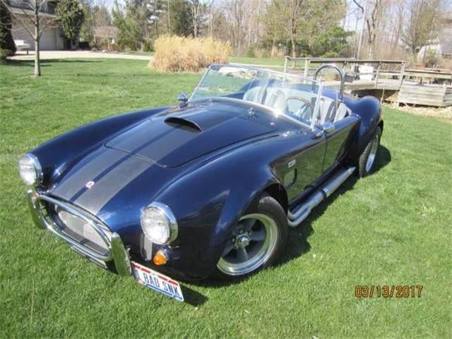 1966 Shelby Cobra (CC-1119021) for sale in Cadillac, Michigan