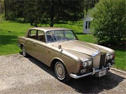 1967 Rolls-Royce Silver Shadow (CC-1119024) for sale in Cadillac, Michigan