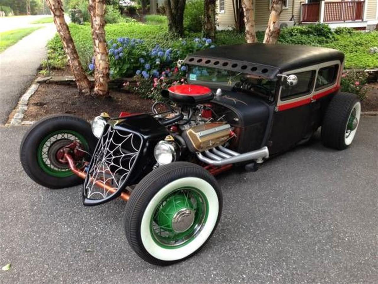 1929 Ford Tudor (CC-1119033) for sale in Cadillac, Michigan