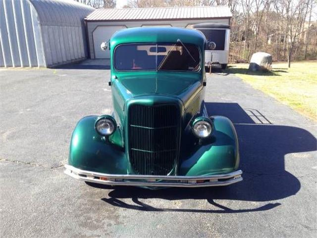1937 Ford Custom (CC-1119047) for sale in Cadillac, Michigan