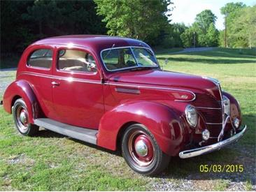 1939 Ford Sedan (CC-1119049) for sale in Cadillac, Michigan