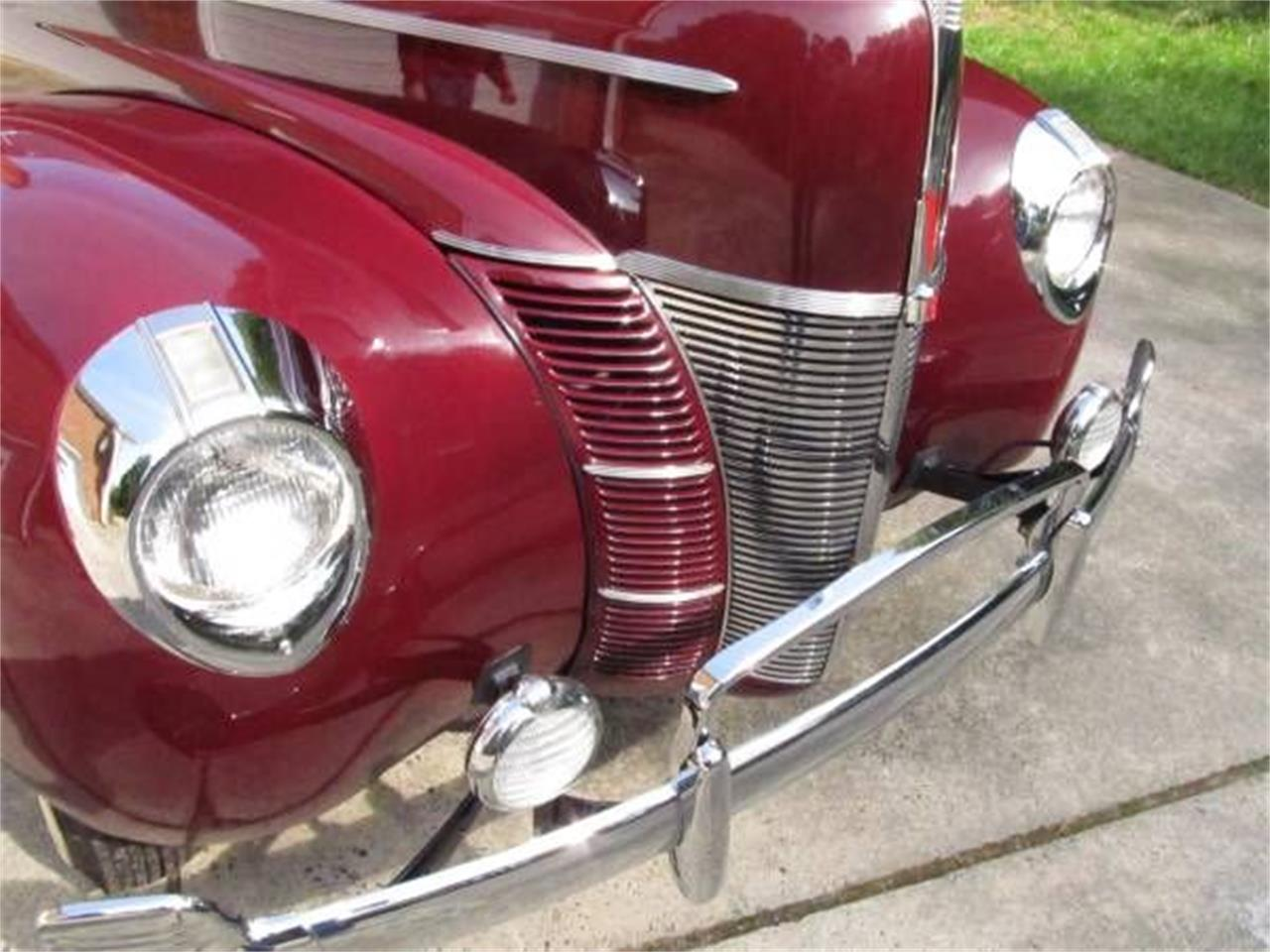 1940 Ford Deluxe (CC-1119055) for sale in Cadillac, Michigan