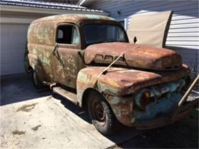 1951 Ford Panel Truck (CC-1119064) for sale in Cadillac, Michigan