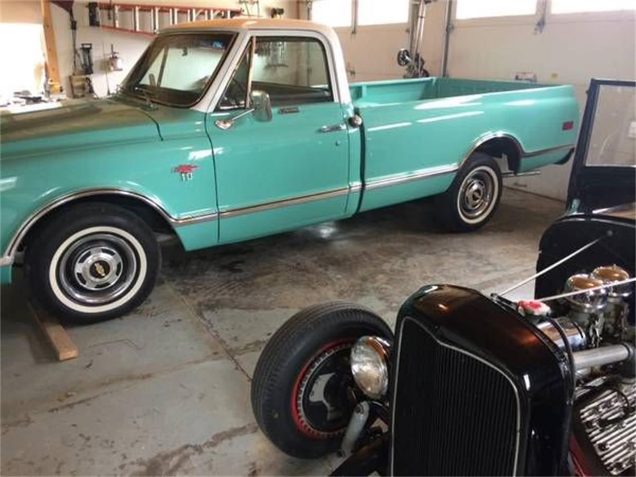 1968 Chevrolet C10 (CC-1119071) for sale in Cadillac, Michigan