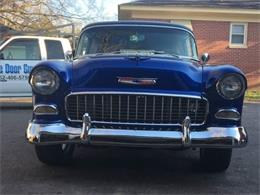 1955 Chevrolet Sedan Delivery (CC-1119076) for sale in Cadillac, Michigan