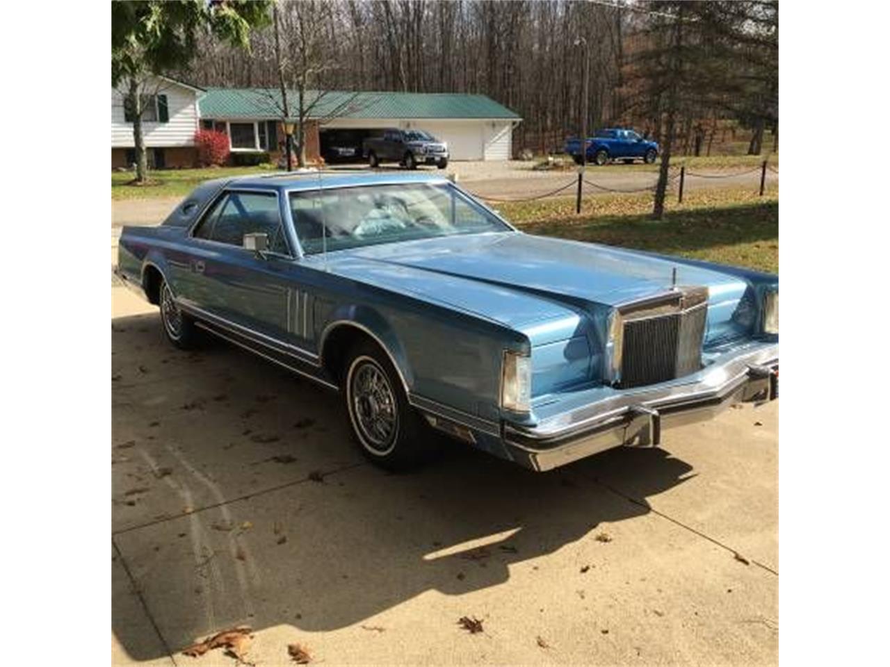1979 Lincoln Continental (CC-1119080) for sale in Cadillac, Michigan