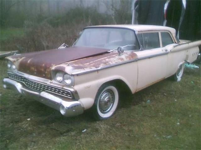 1959 Ford Fairlane (CC-1119089) for sale in Cadillac, Michigan