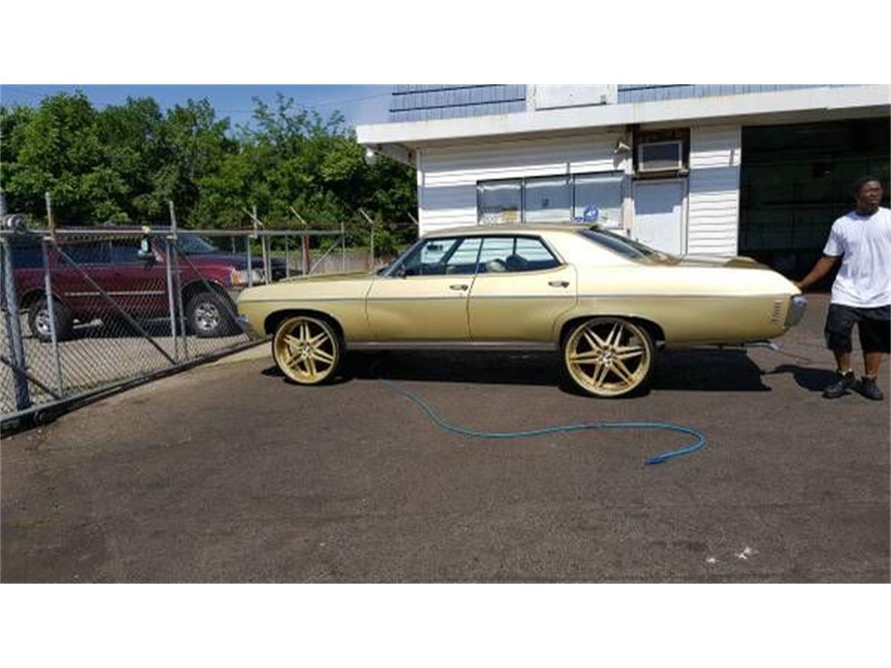 1970 Chevrolet Impala (CC-1119096) for sale in Cadillac, Michigan