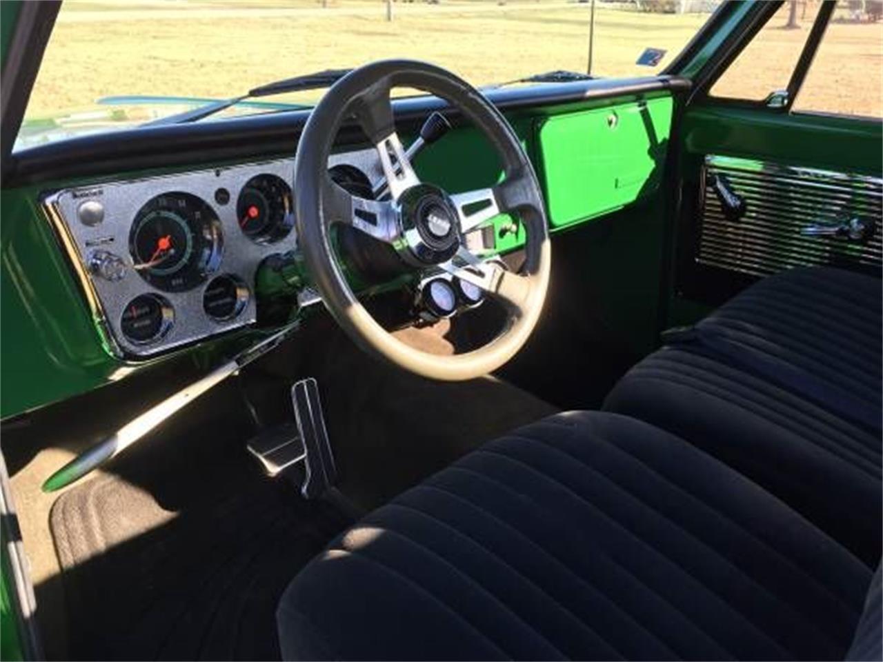 1967 Chevrolet C10 (CC-1119102) for sale in Cadillac, Michigan