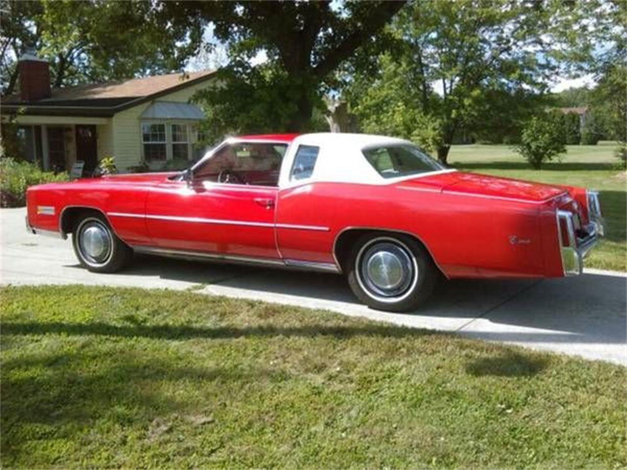1976 Cadillac Eldorado (CC-1119104) for sale in Cadillac, Michigan