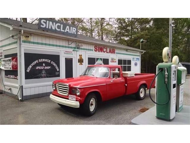 1962 Studebaker Champ