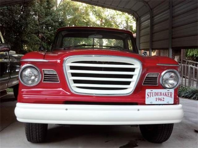 1962 Studebaker Champ (CC-1119106) for sale in Cadillac, Michigan