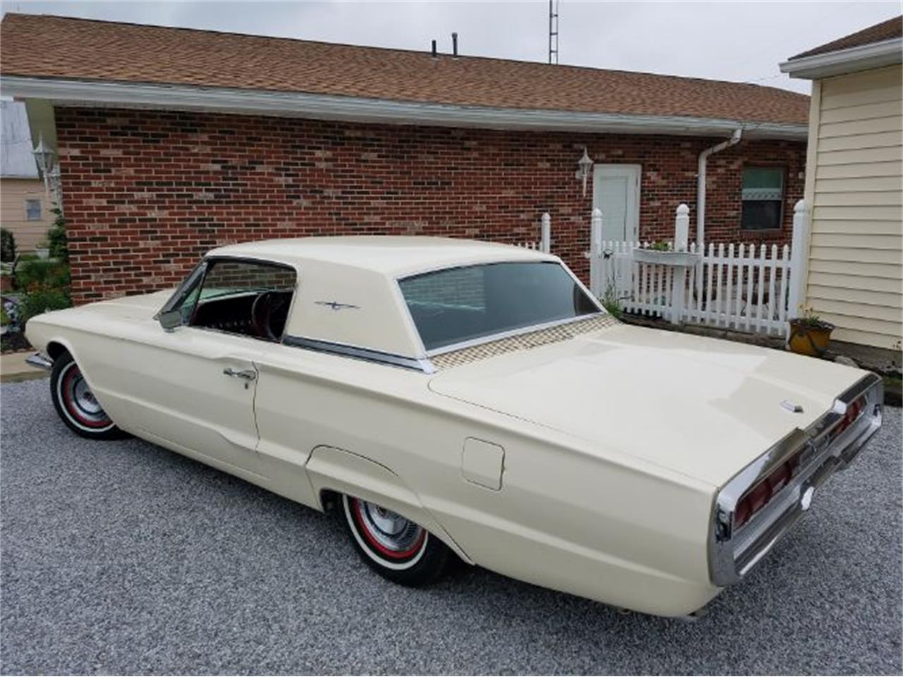1966 Ford Thunderbird (CC-1119111) for sale in Cadillac, Michigan